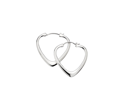Picture of Silver Designer Earring Pair 160