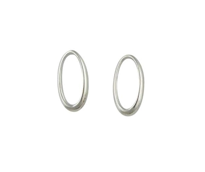 Picture of Silver Echo 1S Earring Pair