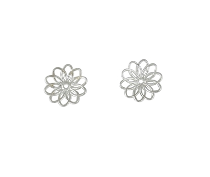 Picture of  Silver Design V Set 1 Earrings P
