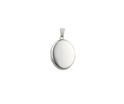 Picture of Silver Locket 4 Plain