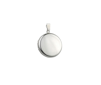 Picture of Silver Locket 6 Plain