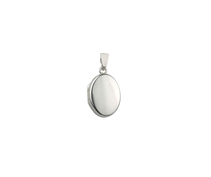Picture of Silver Locket 5 Plain