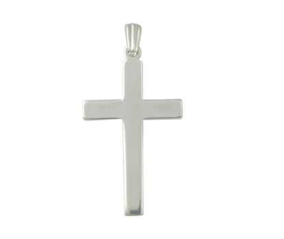 Picture of Silver Cross 63 Pendant