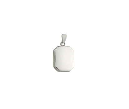 Picture of Silver Locket 7 Plain