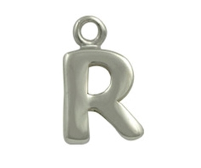 Picture of Silver Letter 'R'