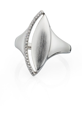 Picture of Marquise And Pave Ring